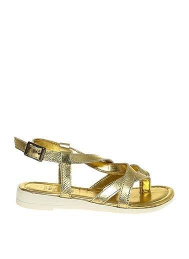 Barbie Sandalet Altın